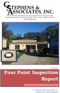 4-Point Report Cover