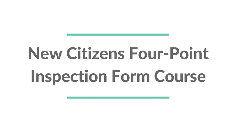 July 14 New Citizens Four-Point Inspection Form Course | G. Stephens ...